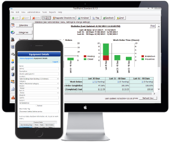 FastMaint CMMS Facility Maintenance Software