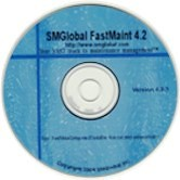 FastMaint CMMS preventive maintenance software - Install CD
