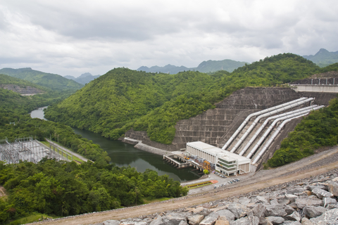 hydroelectric power utility