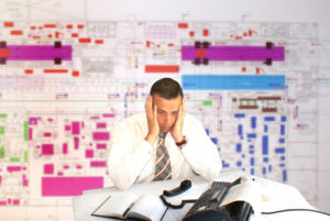 maintenance planner overwhelmed with scheduling issues